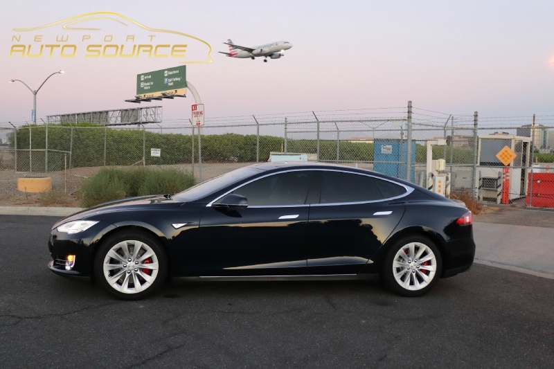 Tesla Model S 2015 price $48,288