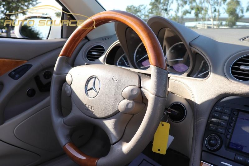 Mercedes-Benz SL-Class 2006 price $16,888
