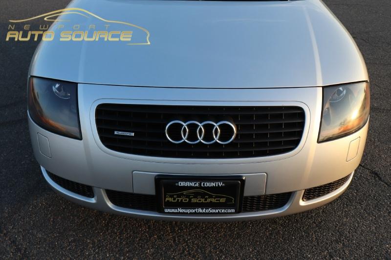 Audi TT Roadster 2002 price $8,288