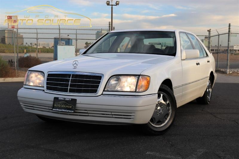 Mercedes-Benz S320 1995 price $10,888
