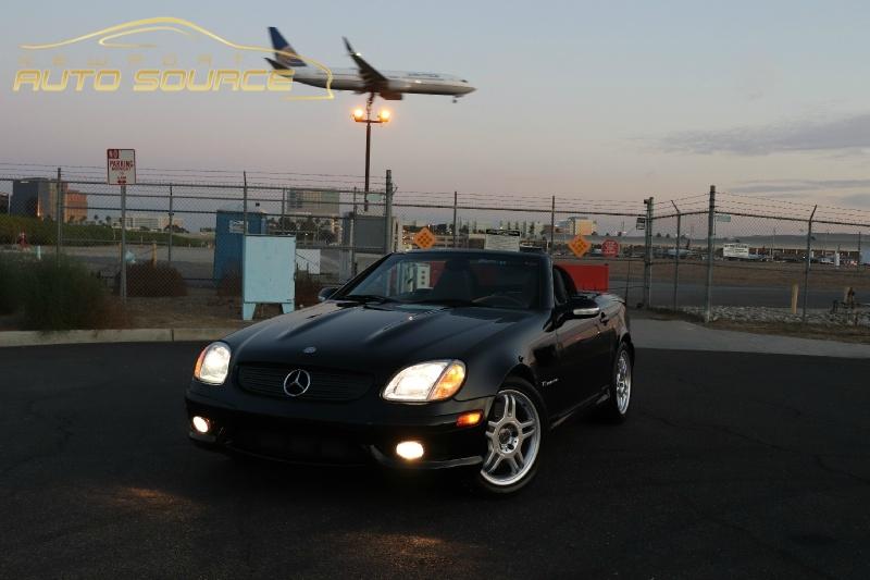 Mercedes-Benz SLK-Class 2002 price $28,888