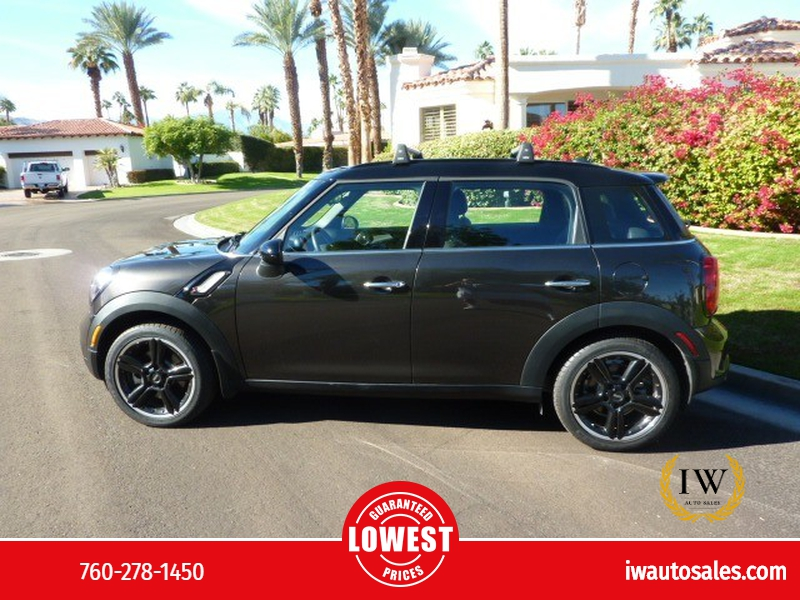 Mini Cooper Countryman S 2015 price $15,999