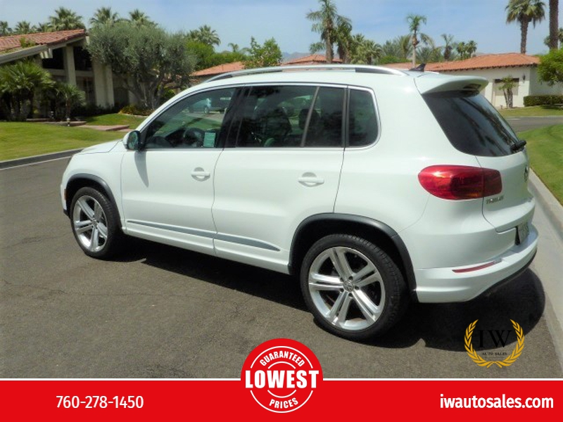 Volkswagen Tiguan 2016 price $15,999