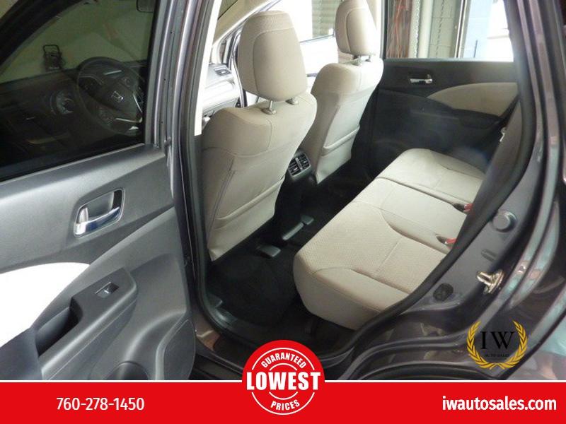 Honda CR-V 2016 price $19,999