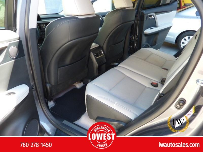 Lexus RX 350 2016 price $28,999