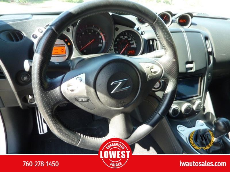 Nissan 370Z 2010 price $15,499