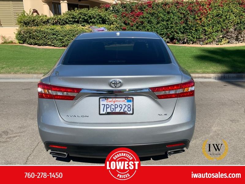 Toyota Avalon 2015 price $19,999