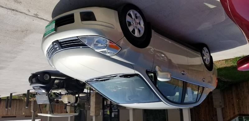 Nissan Versa 2007 price $7,995