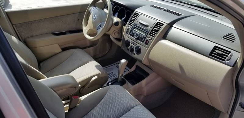 Nissan Versa 2007 price $8,995