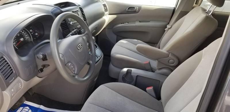 Kia Sedona 2012 price $9,495