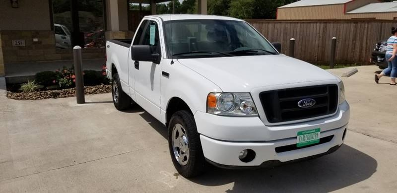 Ford F-150 2007 price $10,495