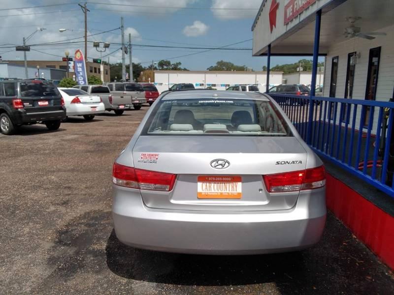 Hyundai Sonata 2008 price $9,995