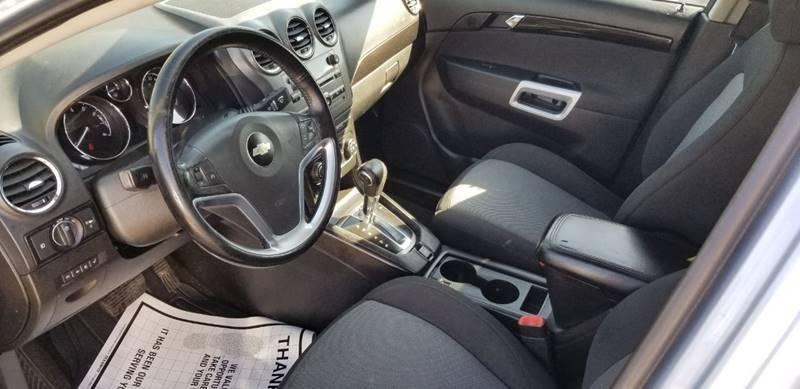 Chevrolet Captiva Sport 2014 price $9,495