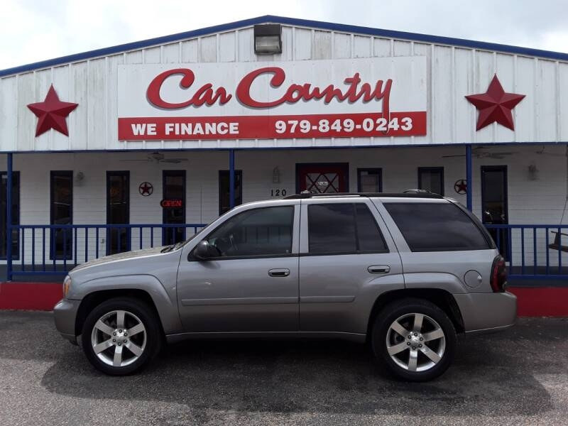 Chevrolet TrailBlazer 2007 price $8,995