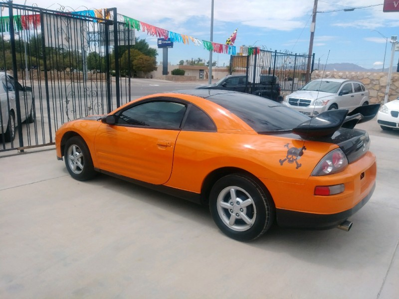 2003 Mitsubishi Eclipse 3dr Cpe Rs 2 4l Manual Sunrise Auto Center
