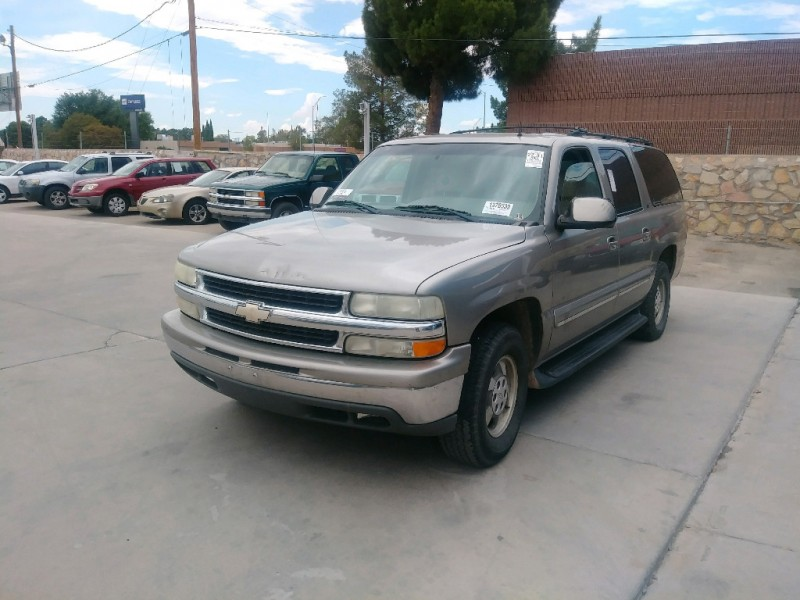 2002 Chevrolet Suburban 4dr 1500 Lt Sunrise Auto Center Auto