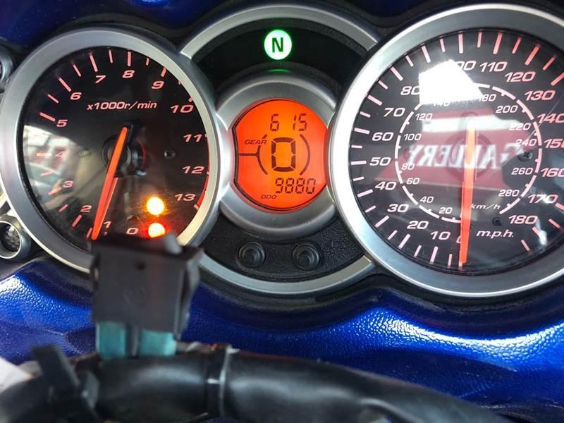 Suzuki Gsx1300ral/gsx1300razl 2014 price $8,500