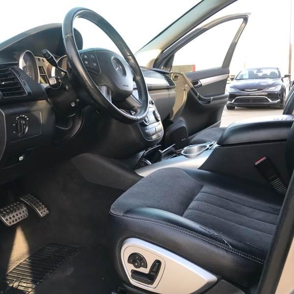 Mercedes-Benz R-Class 2006 price $5,500
