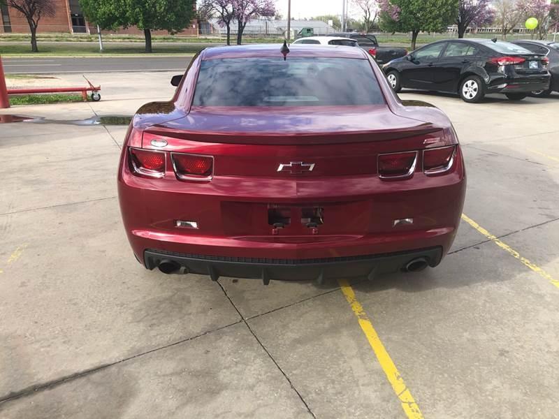 Chevrolet Camaro 2011 price $14,900