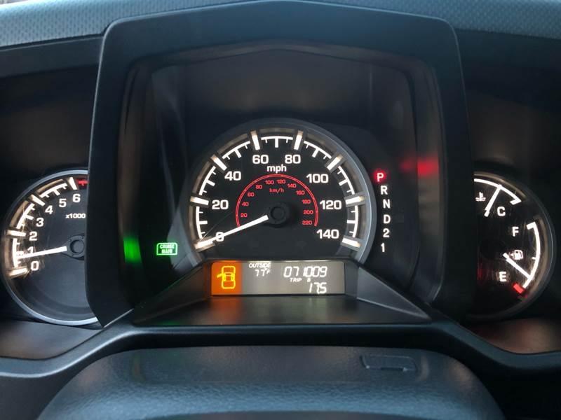 Honda Ridgeline 2012 price $18,750