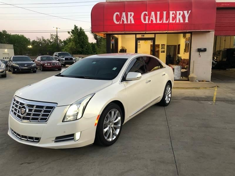 2013 Cadillac XTS Premium Collection 4dr Sedan