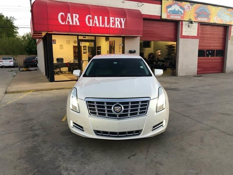 Cadillac XTS 2013 price $10,495