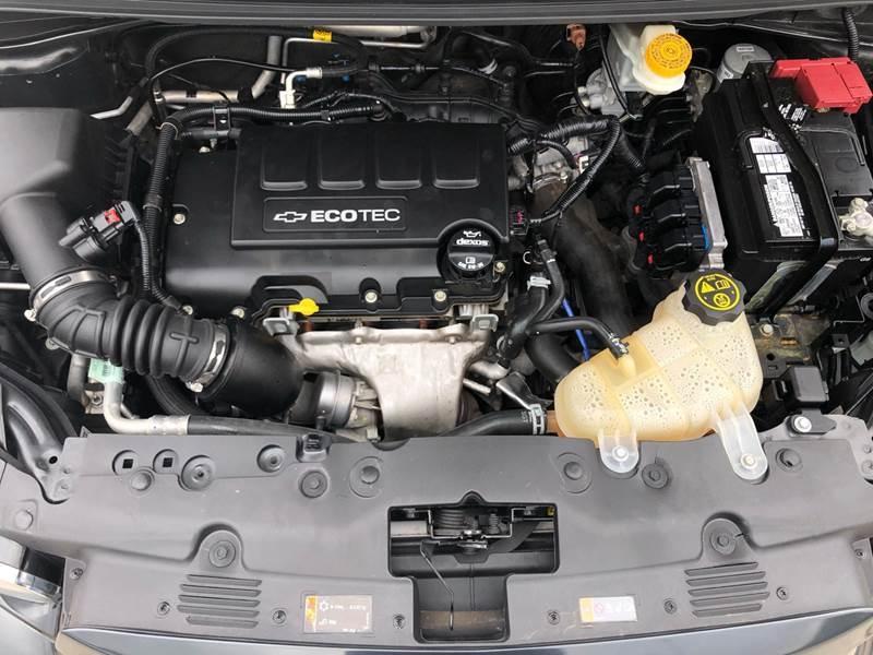 Chevrolet Sonic 2015 price $6,995