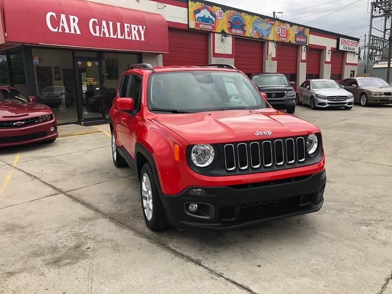 Jeep Renegade 2018 price $18,500