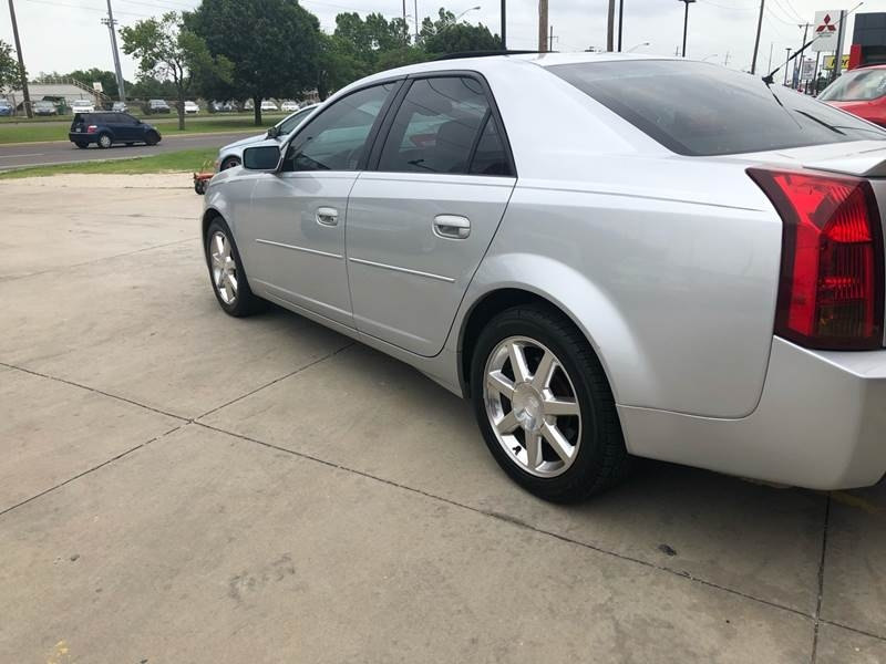 Cadillac CTS 2003 price $3,000