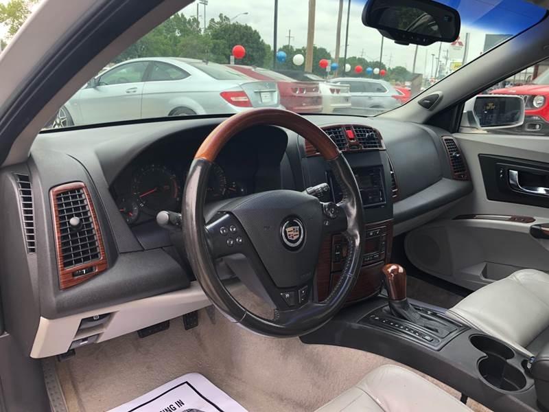 Cadillac CTS 2003 price $4,200