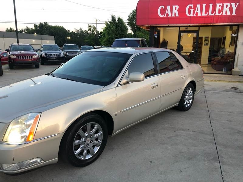 Cadillac DTS 2008 price $4,995