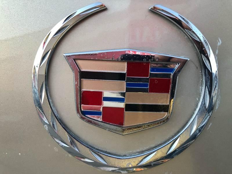 Cadillac DTS 2008 price $4,995