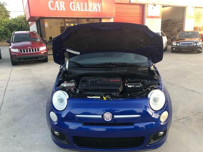 FIAT 500 2012 price $4,000