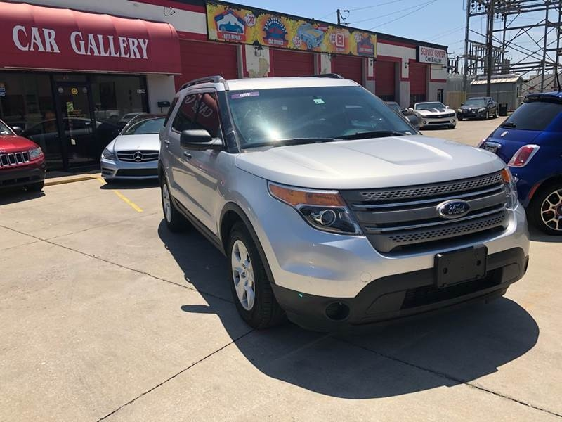 Ford Explorer 2014 price $12,995