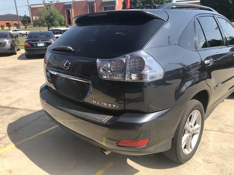 Lexus RX 400h 2008 price $6,500