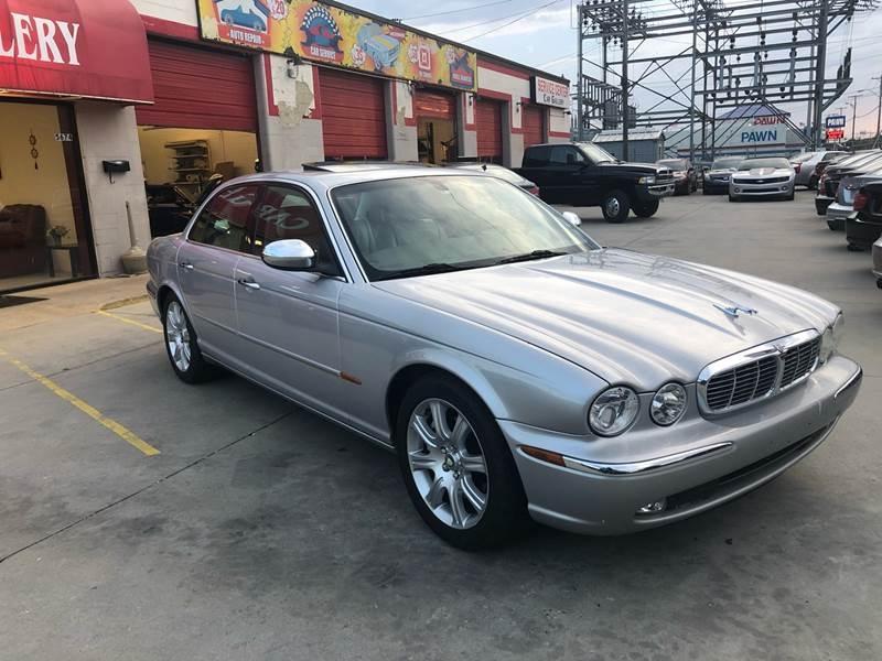 Jaguar XJ-Series 2004 price $5,500