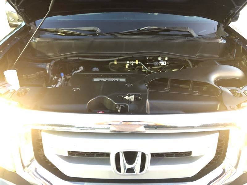 Honda Pilot 2009 price $8,500