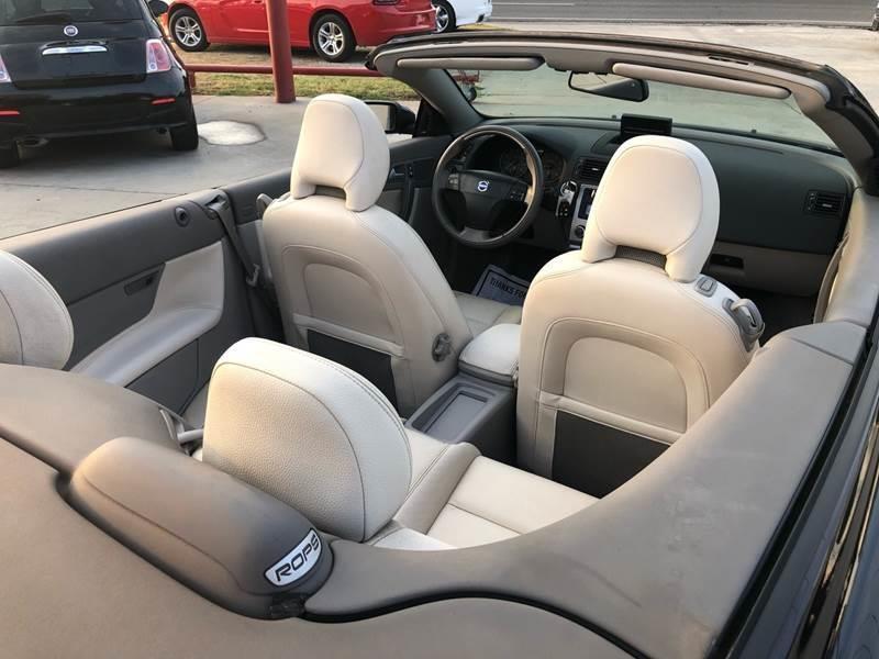 Volvo C70 2007 price $6,995