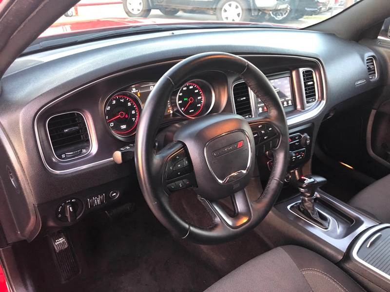 Dodge Charger 2018 price $20,500