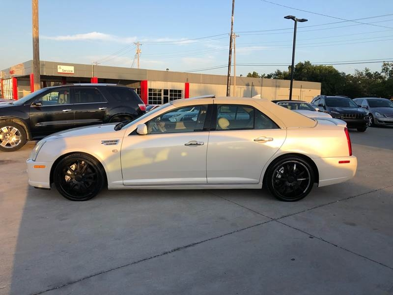 Cadillac STS 2010 price $5,999