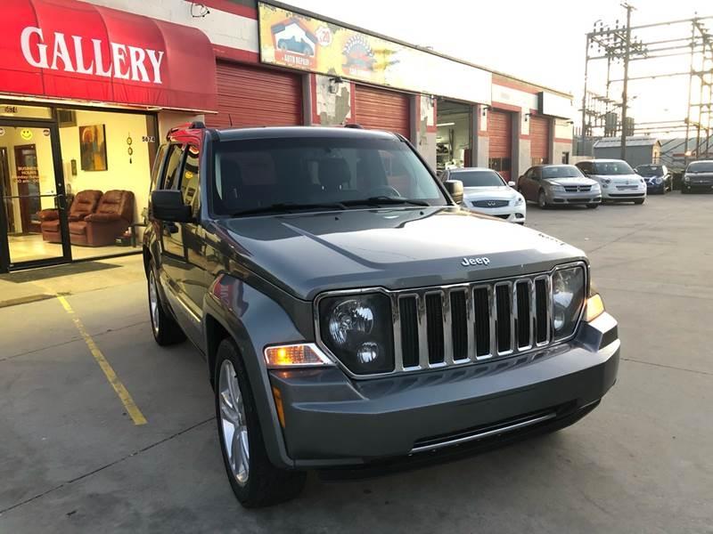 Jeep Liberty 2012 price $8,999