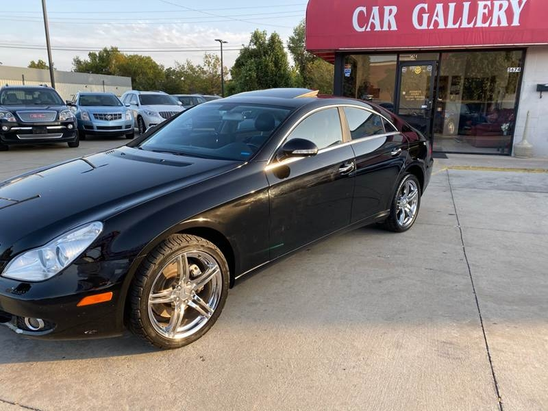 Mercedes-Benz CLS 2006 price $8,500