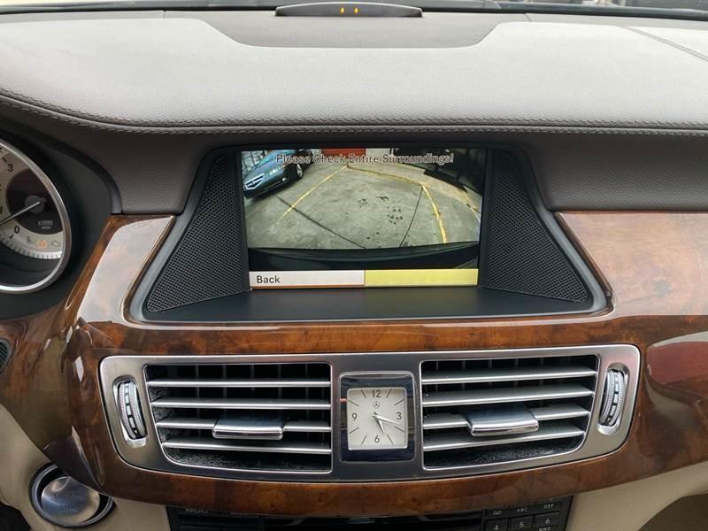 Mercedes-Benz CLS 2012 price $19,995