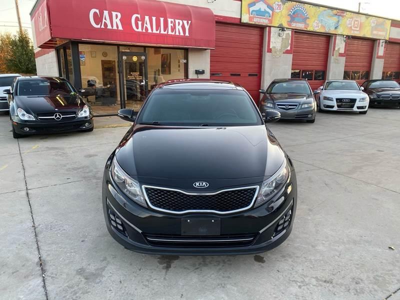 Kia Optima 2015 price $10,500