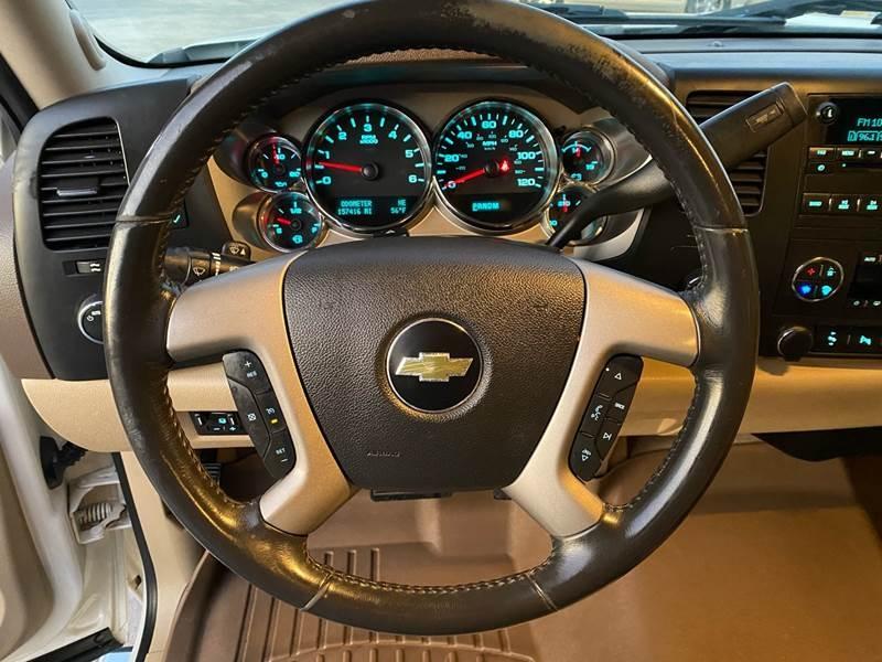 Chevrolet Silverado 1500 2012 price $13,500
