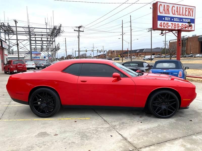 Dodge Challenger 2016 price $14,500