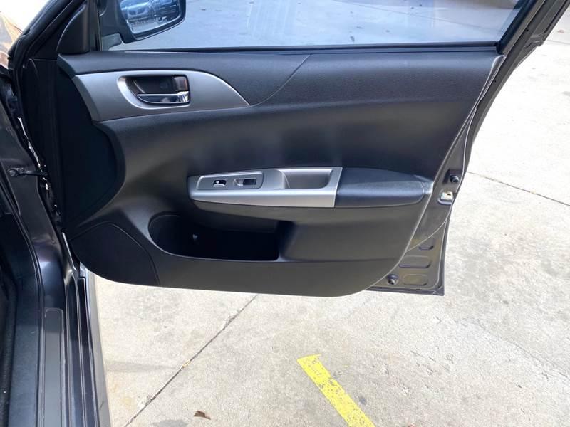 Subaru Impreza 2009 price $11,500