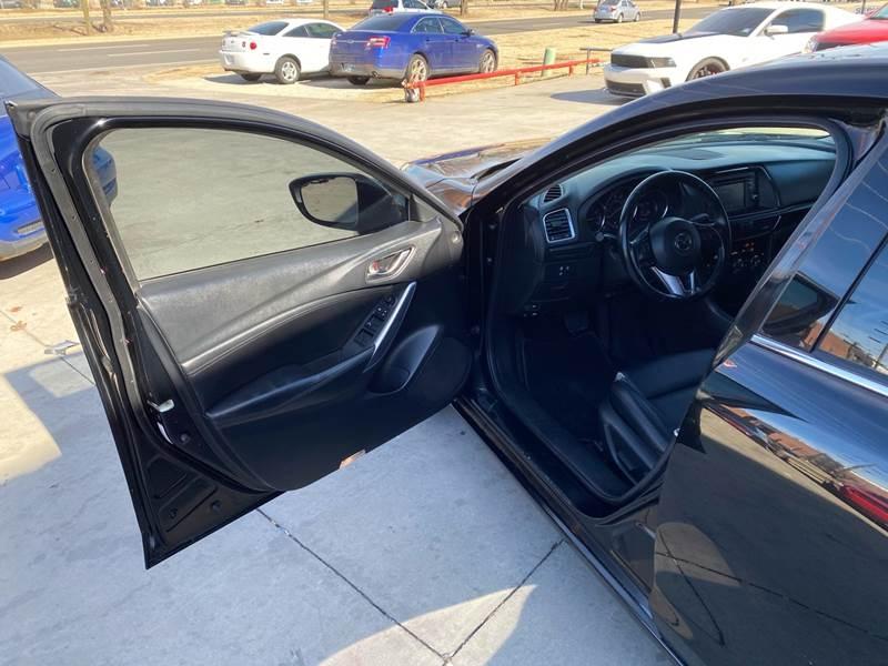 Mazda MAZDA6 2014 price $5,995