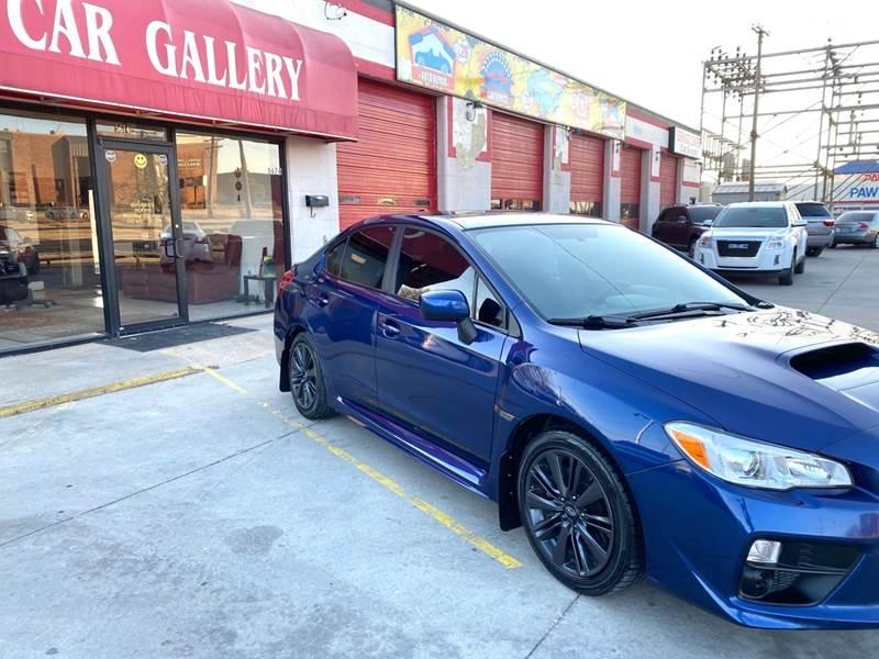 Subaru WRX 2015 price $15,995