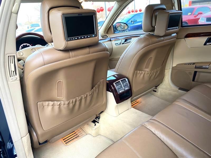 Mercedes-Benz S-Class 2008 price $11,995